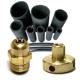 Комплектующие пневмовалов: камеры, клапаны, пружины